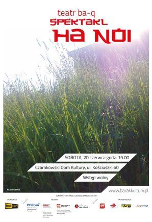 Spektakl w Czarnkowie 20.06, Fundacja Barak Kultury
